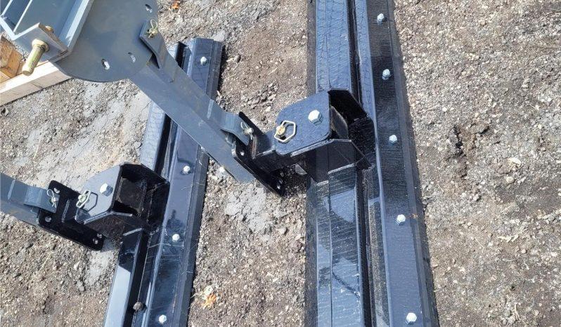 Titan 7′ Offset Grader Blade full