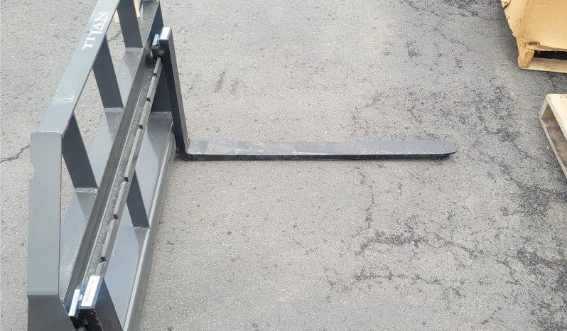 Pallet Forks and Frame full