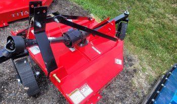 Titan 1200 4′ Red Rotary Cutter full