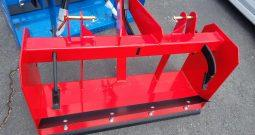 Titan 4′ Red Box Blade