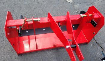 Titan 4′ Red Box Blade full