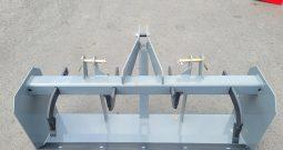 Titan 5′ Gray Box Blade
