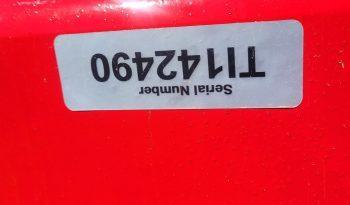 Titan 6′ Red Box Blade Scraper full